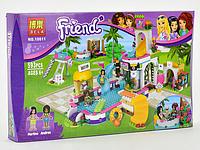 Детский пластмассовый конструктор  Friends.Большой детский конструктор для девочек.Игрушка конструктор.