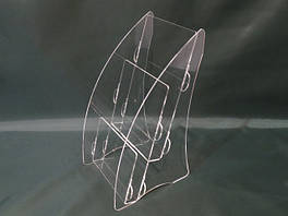 Буклетница настольная а5 формата