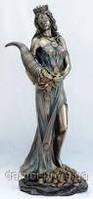 Статуэтка Фортуна с рогом изобилия, фото 1