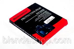 Захист основного і допоміжного LCD екрана Backpacker для Canon 6D - загартоване скло