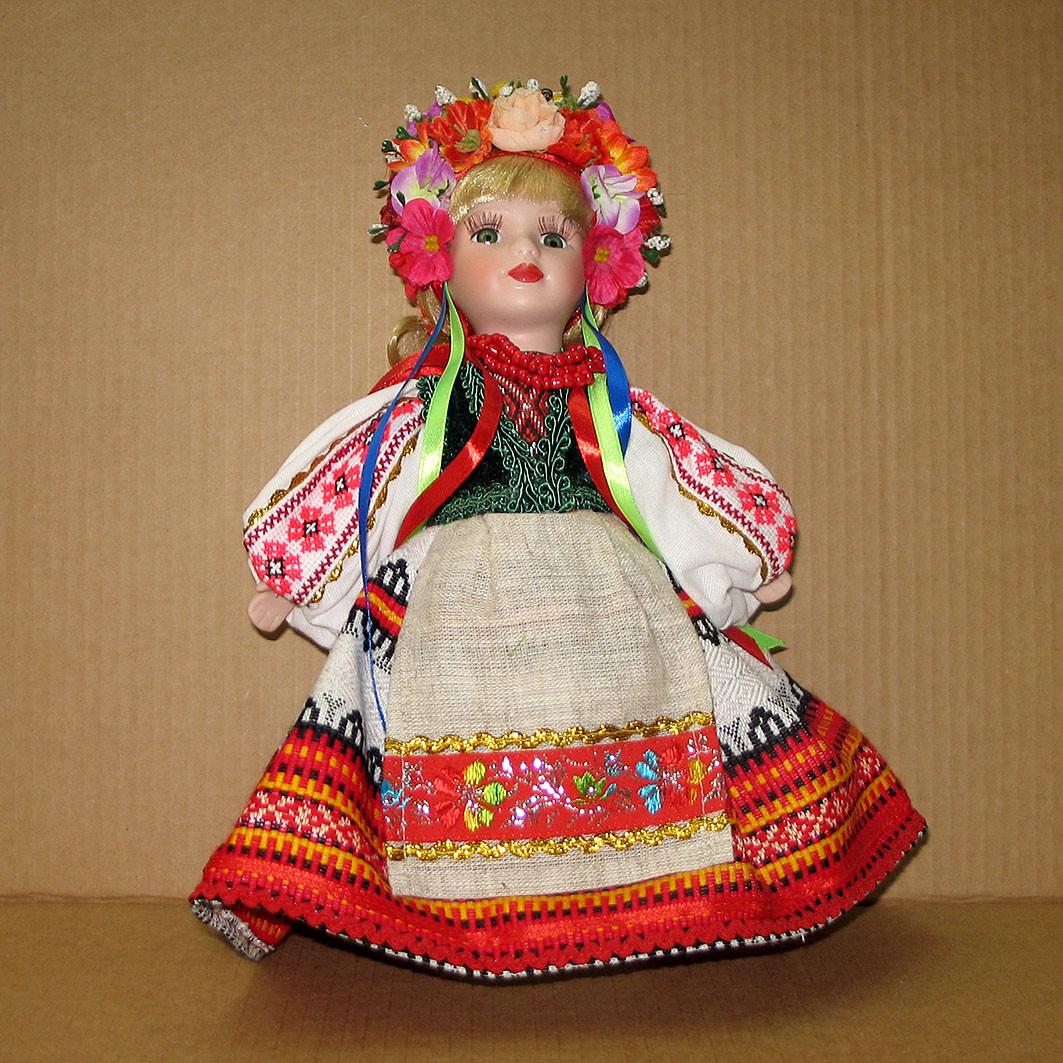 Кукла украинка, куклы в национальном костюме,: продажа ...