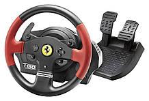 Игровой руль THRUSTMASTER T150FFB Ferrari Edition (PS3/PS4/PC) (4160630)