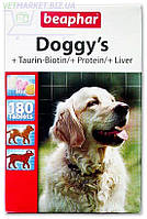 Beaphar (Беафар) лакомство Doggy's Mix для собак,180 табл