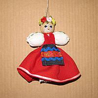 Кукла украинка, куклы в национальном костюме, , фото 1