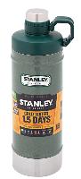 Термобутылка Stanley Classic 0,62 л зеленая new