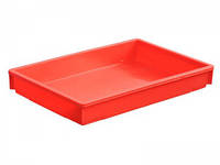 Ящик пластиковый 600х400х80 цветной