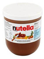 Шоколадний крем Nutella 230g (9шт/ящ)