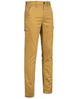 100% Оригинал Штаны брюки карго мужские Timberland Thompson Lake светлые хлопок размер W32/L32 Slim Fit