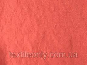 Тканина Плащівка Sarenta колір червоний