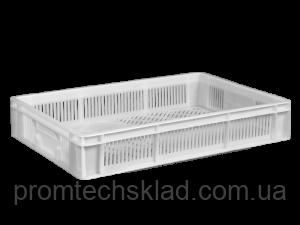 Ящик пластиковый 600х400х110 белый