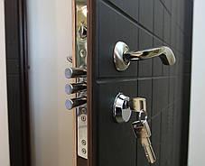 Металлические входные двери Редфорт Каскад МДФ, фото 3