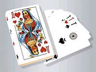 Колода 36 карт ДАМА С пластиковым покрытием