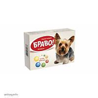 Витамины Браво для мелких пород собак, 300 шт. (Артериум)