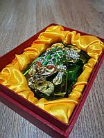 Трёхлапая жаба богатства  - мощный талисман для привлечения богатства и материального благополучия