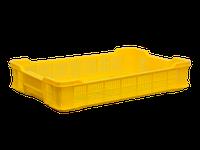 Ящик пластиковый 600х400х110 цветной, фото 1