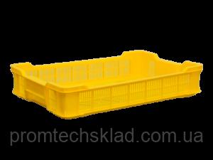 Ящик пластиковый 600х400х110 цветной