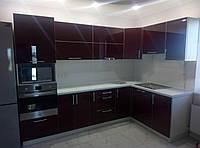Кухня на заказ Одесса покраска стекло, фото 1