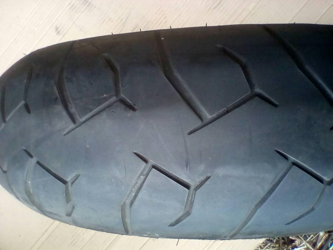 Мото-шины б\у: 180/55R17 Pirelli Diablo