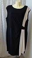 Платье миди стрейч батал Ralph Lauren р.58-60 7740, фото 1