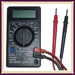 Цифровой мультиметр DT-830B тестер + щупы