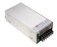 Блок питания Mean Well HRP-600-15 В корпусе с ККМ 645 Вт, 15 В, 43 А (AC/DC Преобразователь)