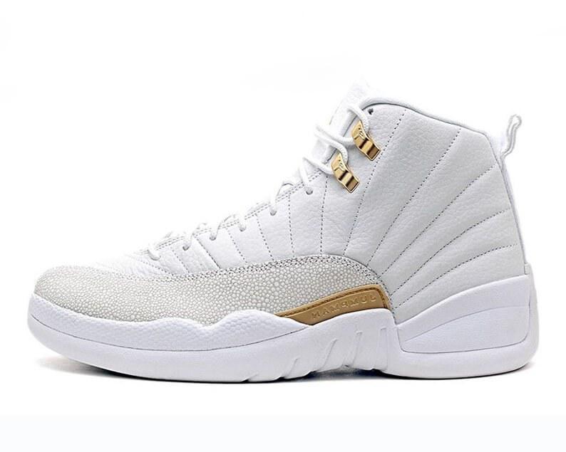 Женские Баскетбольные Кроссовки Nike Air Jordan 12 OVO