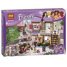 """Конструктор Bela Friends 10495 """"Овощной рынок в Хартлейке"""" (аналог LEGO Friends 41108), 389 деталей"""