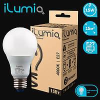 Ilumia LED  A-65 / 15 Вт / 4000К (нейтральный белый) (003), фото 1
