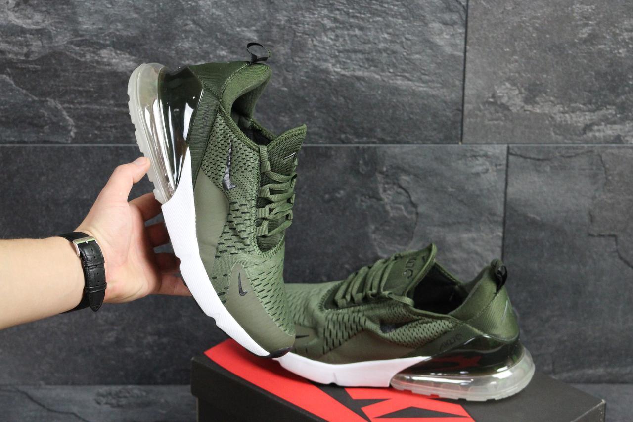 368e6fd3 Nike Air Max 270 зеленые кроссовки (Реплика ААА+), цена 1 150 грн ...