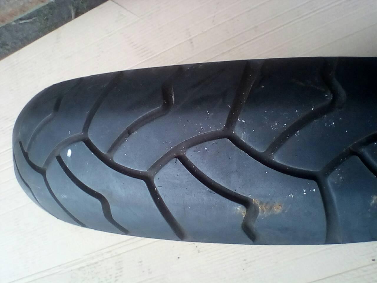 Мото-шины: 140/80R17 Bridgestone Battlax BW502