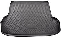 Коврик в багажник Subaru Impreza SD (07-) полиур. (NORPLAST)