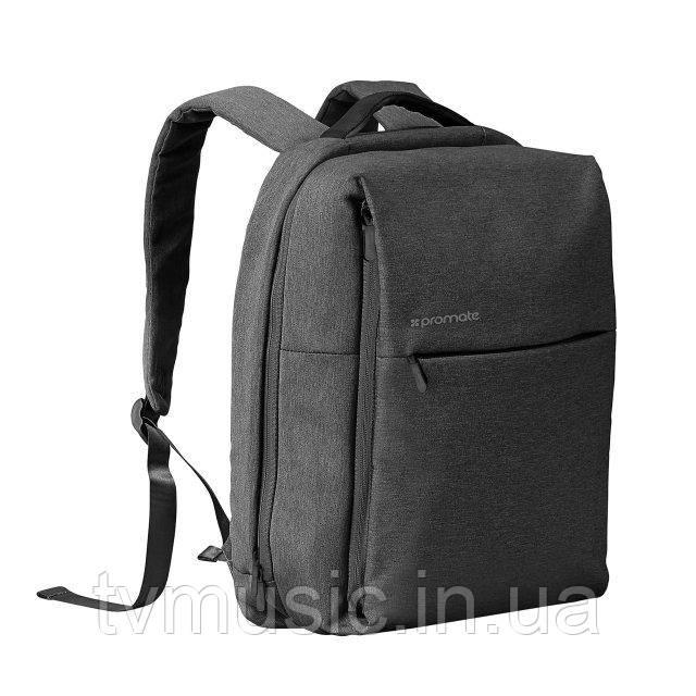 "Рюкзак для ноутбука Promate Citypack-BP 15.6"" Black"