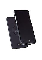 Чехол-павербанк УМБ Modern Technology PB55 5000 mAh + чехол для iPhone 6+/6s+/7+/8+ Black