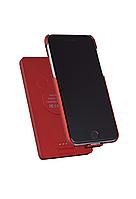 Чехол-павербанк УМБ Modern Technology PB55 5000 mAh + чехол для iPhone 6+/6s+/7+/8+ Red