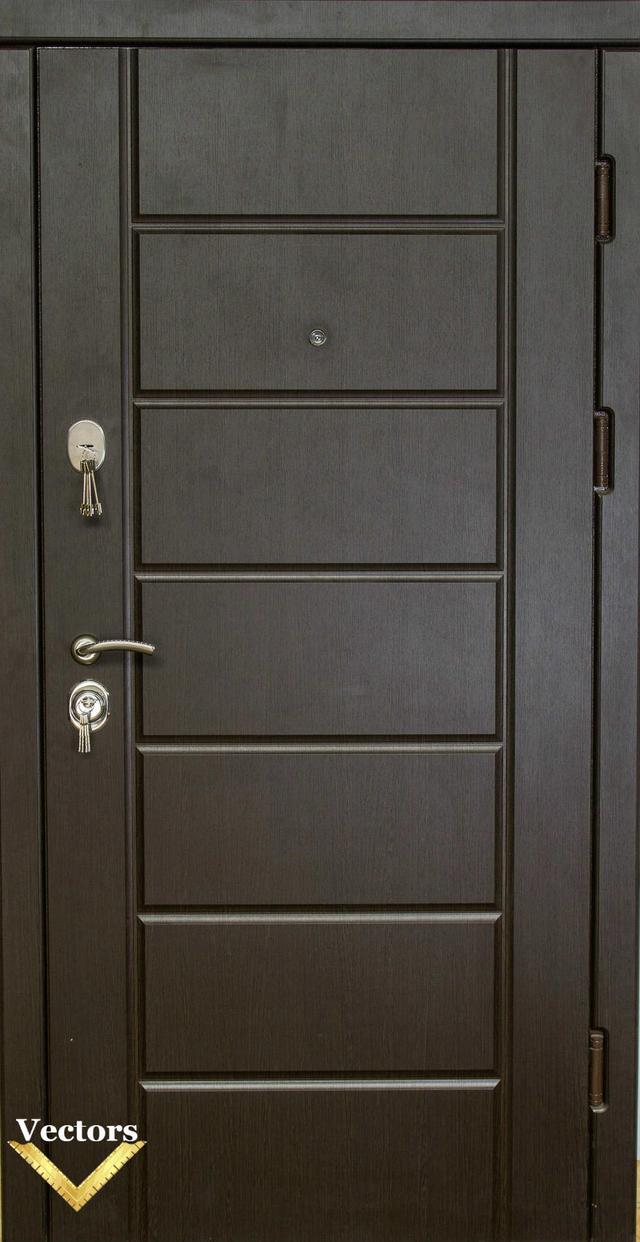 входная дверь в квартиру Канзас фото