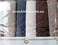 """Полотенце Lux Cotton """"Denise"""" сауна 90*150 см Philippus 6 шт./уп.,Турция, фото 2"""