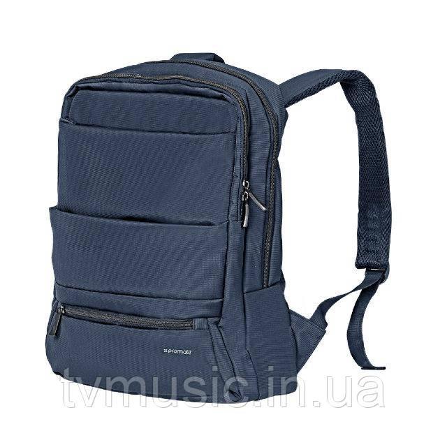 "Рюкзак для ноутбука Promate Apollo-BP 15.6"" Blue"