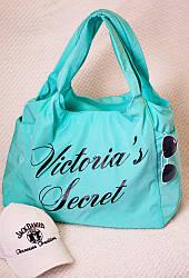 """Сумка женская мята спортивная  """"Victorias Secret"""""""