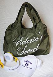 """Сумка женская хаки спортивная  """"Victorias Secret"""""""