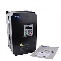 Инвертор 5.5 KW 380 V. Частотник. Для шпинделя ЧПУ