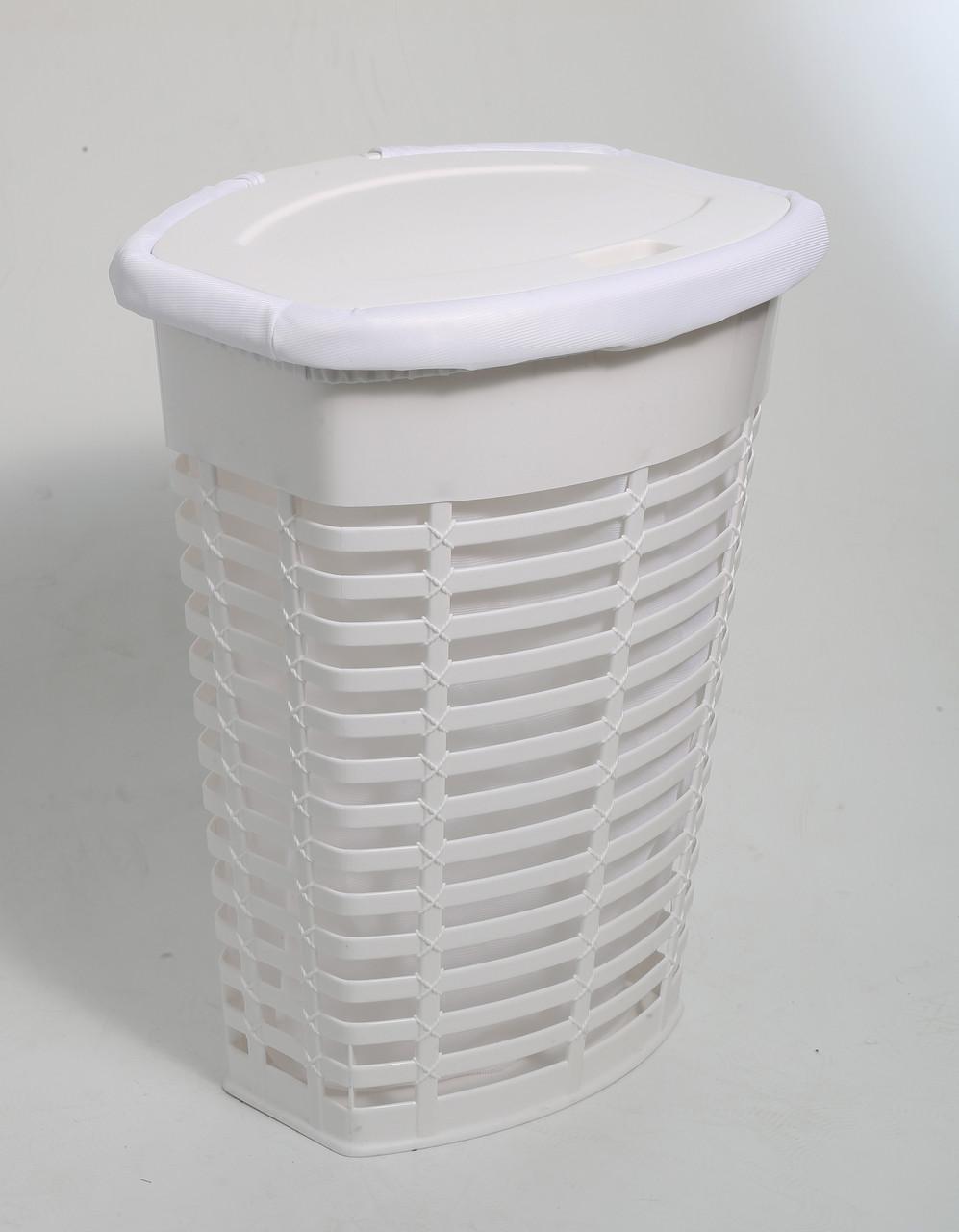 Зручна білизна кошик зі знімним тканинним мішком