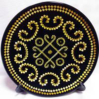 Орнамент  (диаметр 25 см)