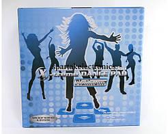 Коврик для танца DANCE MAT с подключением к телевизору и компьютеру