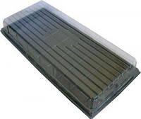 Крышка высокая пластиковая (для кассет на 36, 18 и 50 ячеек)