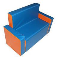 Мягкий детский диван MMDYV (р. 60х30х50) ТМ Kidigo
