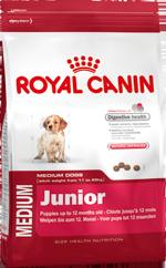 Royal Canin MEDIUM JUNIOR 1 КГ