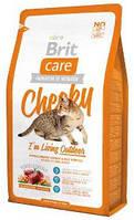 Корм Brit Care Cat Cheeky