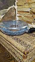 Сковорода EDENBERG c мармуровим покриттям (22 см), фото 3