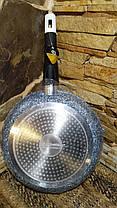 Сковорода EDENBERG c мармуровим покриттям (22 см), фото 2