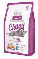 Корм Brit Care Cat Crazy Kitten